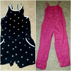 Girl's 3T Rompers Old Navy